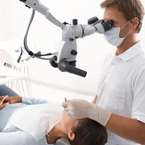 mikroskop endodontyczny